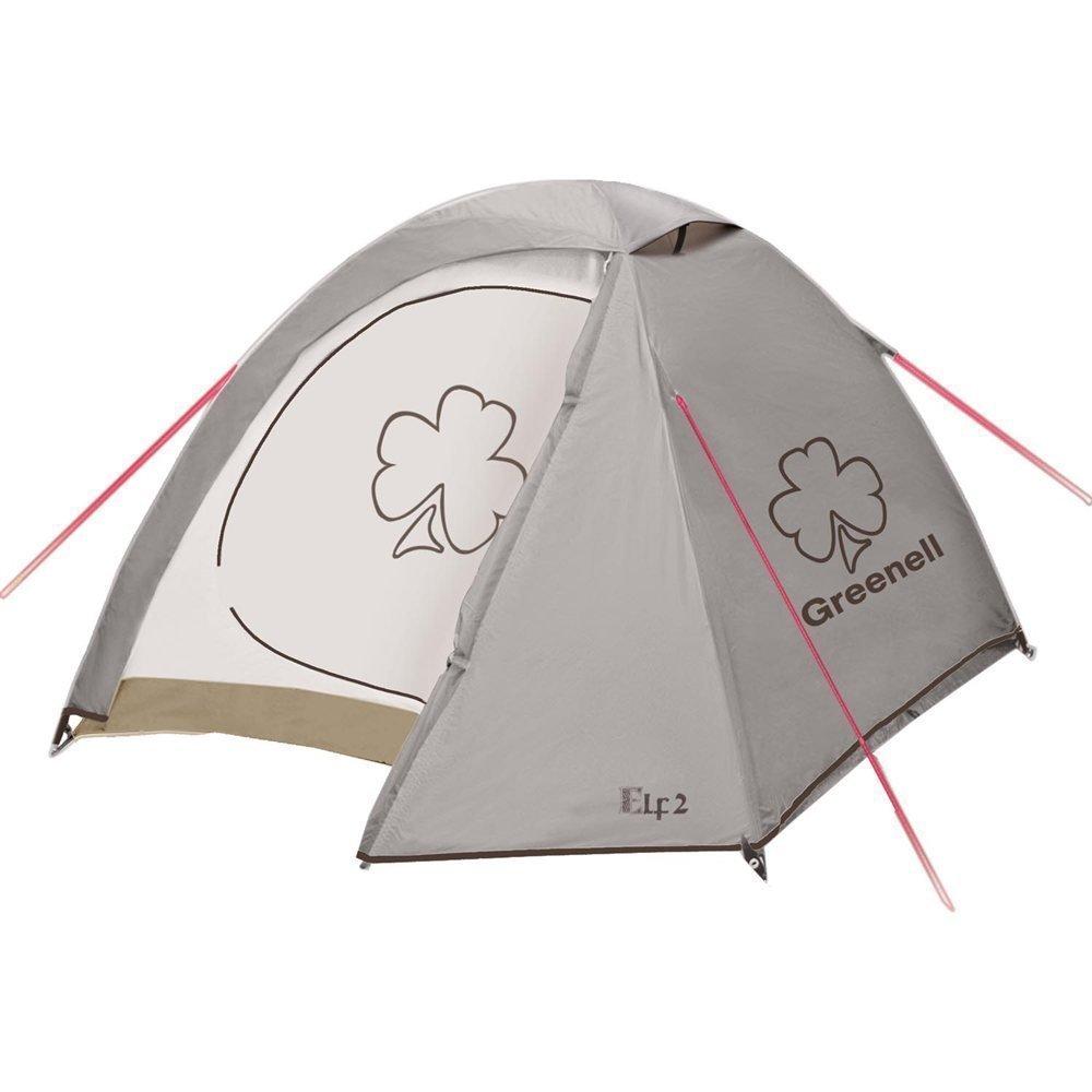 Палатка Greenell Эльф 3 v.3 Коричневый 95510-230-00