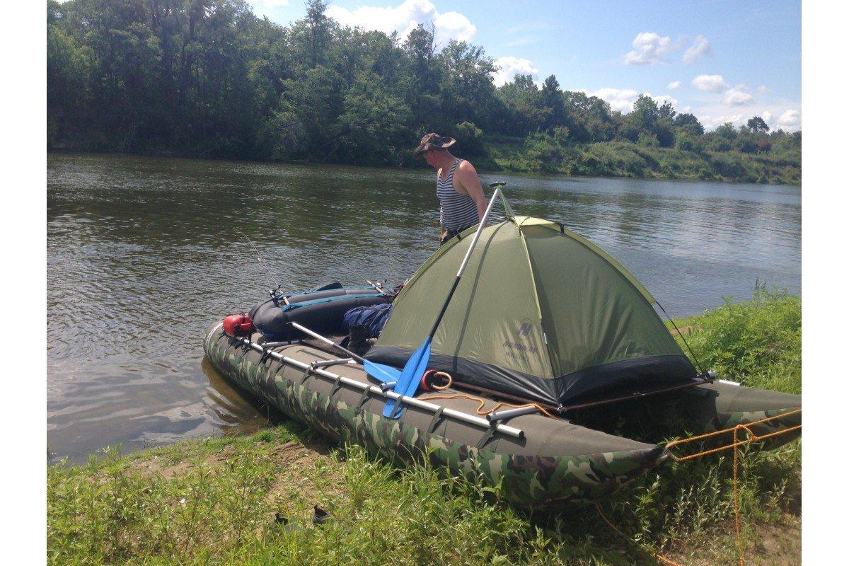 надувные катамараны для рыбалки под мотор