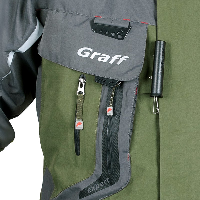 Купить рыболовный костюм graff float guard