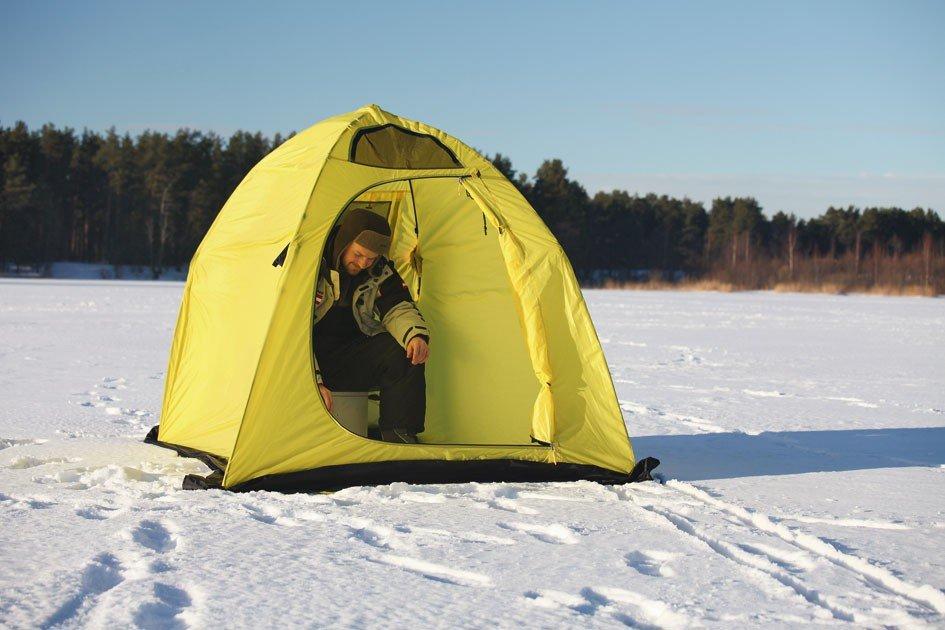 Палатки зимние для рыбалки и отдыха