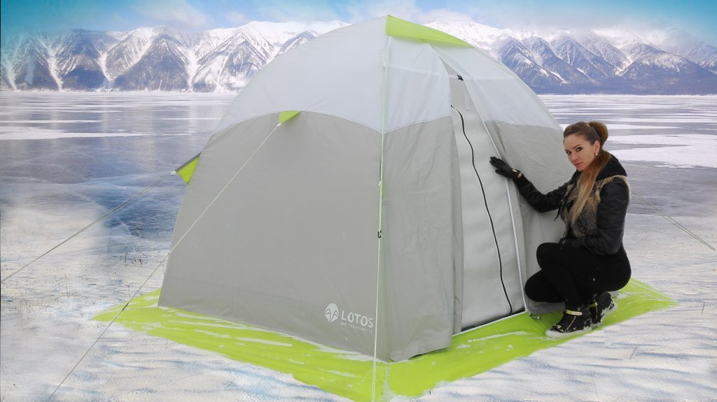 домики палатки для рыбалки купить
