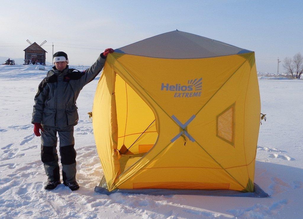 палатка финская рыболовная