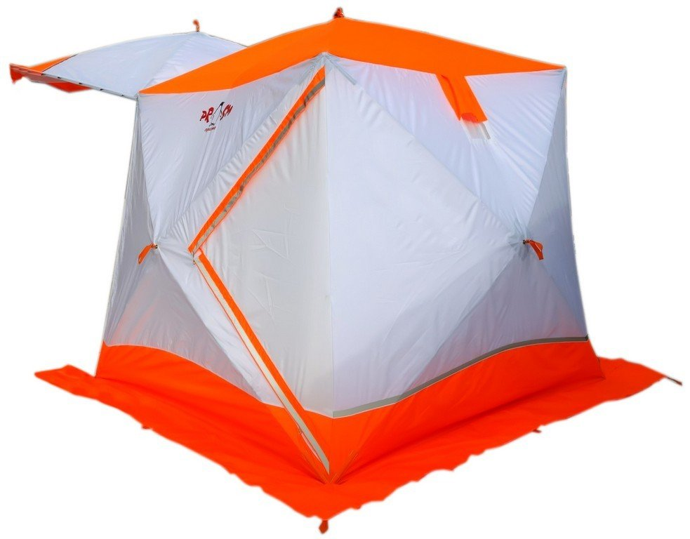 палатка рыболовные стойки 2