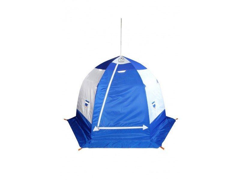 палатка для рыбалки пингвин 2