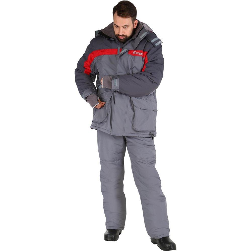 одежда для рыбака на осень
