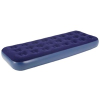 Кровать надувная Relax Flocked Air Bed Single 191x73x22