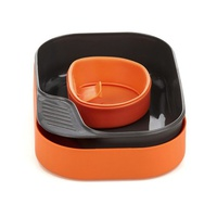 Набор посуды Wildo Camp-A-Box Basic Orange New