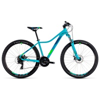 Велосипед Cube Access WS 27.5 (2018) aqua´n´green