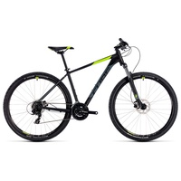 Велосипед Cube Aim Pro 27.5 (2018) black´n´flashyellow