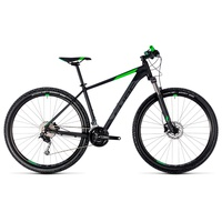 Велосипед Cube Aim SL 27.5 (2018) black´n´flashgreen
