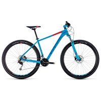 Велосипед Cube Aim SL 27.5 (2018) blue´n´red
