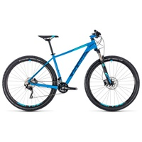 Велосипед Cube Attention SL 27.5 (2018) aqua´n´blue