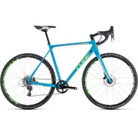 Велосипед Cube Cross Race SL 28 (2018) blue´n´green