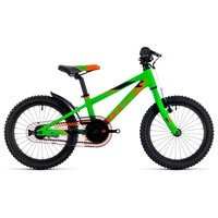 Велосипед Cube Kid 160 (2018) flashgreen´n´orange