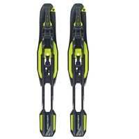 Крепление лыжное Fischer Turnamic Control Step-In Ifp NNN black/yellow