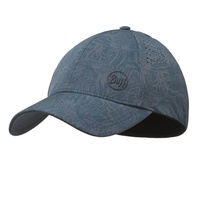 Кепка Buff Trek Cap Checkboard Navy