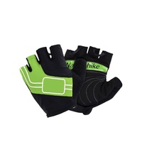 Перчатки Naturehike NH Half Finger Cycling Gloves зеленый