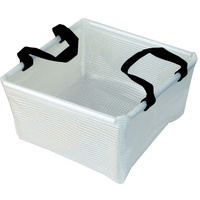 Таз складной AceCamp Transparent Folding Basin