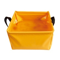 Таз складной AceCamp Laminated Folding Basin 10L