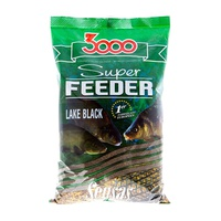 Прикормка Sensas 3000 Super Feeder Lake Black 1кг