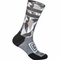 Носки 5.11 Tactical Sock&Awe Crew Dazzle