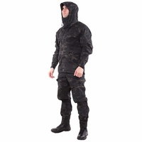 Костюм KE Tactical Горка-3 (рип-стоп) multicam black