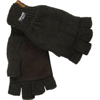 Перчатки JahtiJakt Half Finger Gloves brown