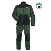 Флисовый костюм Norfin Polar Line 2 green