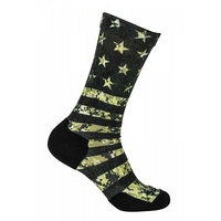 Носки 5.11 Tactical Sock And Awe Crew AF OD