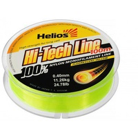 Леска Helios Hi-tech Line Nylon Fluorescent Yellow 0,40мм/100