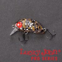 Воблер Lucky John Pro Series Haira Tiny Lbf Plus Foot 3,3 см 503