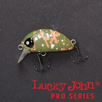 Воблер Lucky John Pro Series Haira Tiny Lbf Plus Foot 3,3 см 504