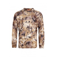 Футболка с длинным рукавом Remington Blend Shirts Yellow Waterfowl Honeycombs